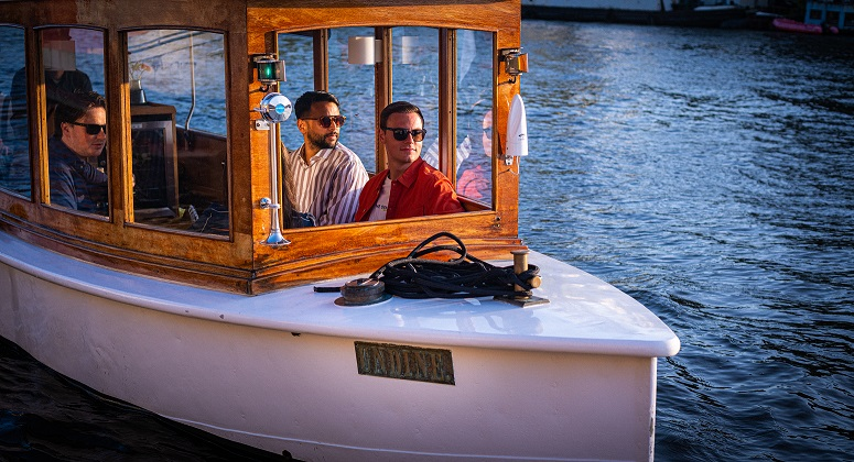 Boot mieten Amsterdam